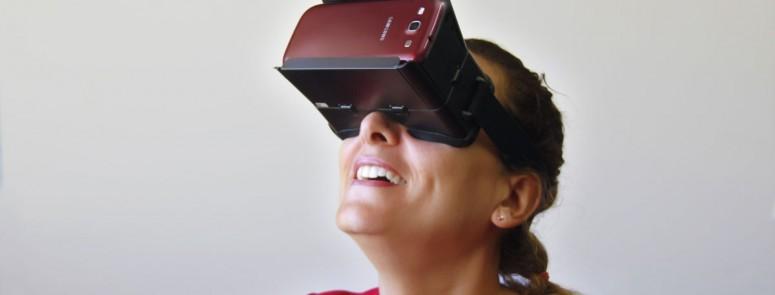 La realidad virtual al alcance de todos.