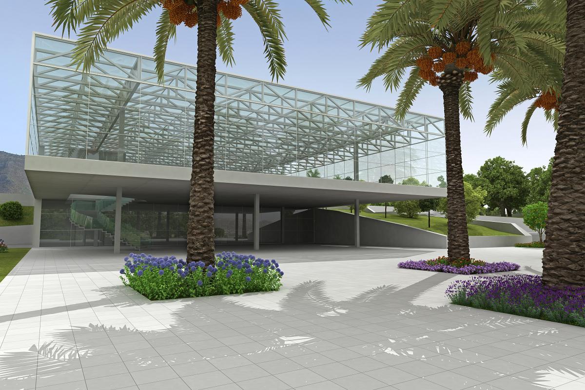 Arquitectura institucional